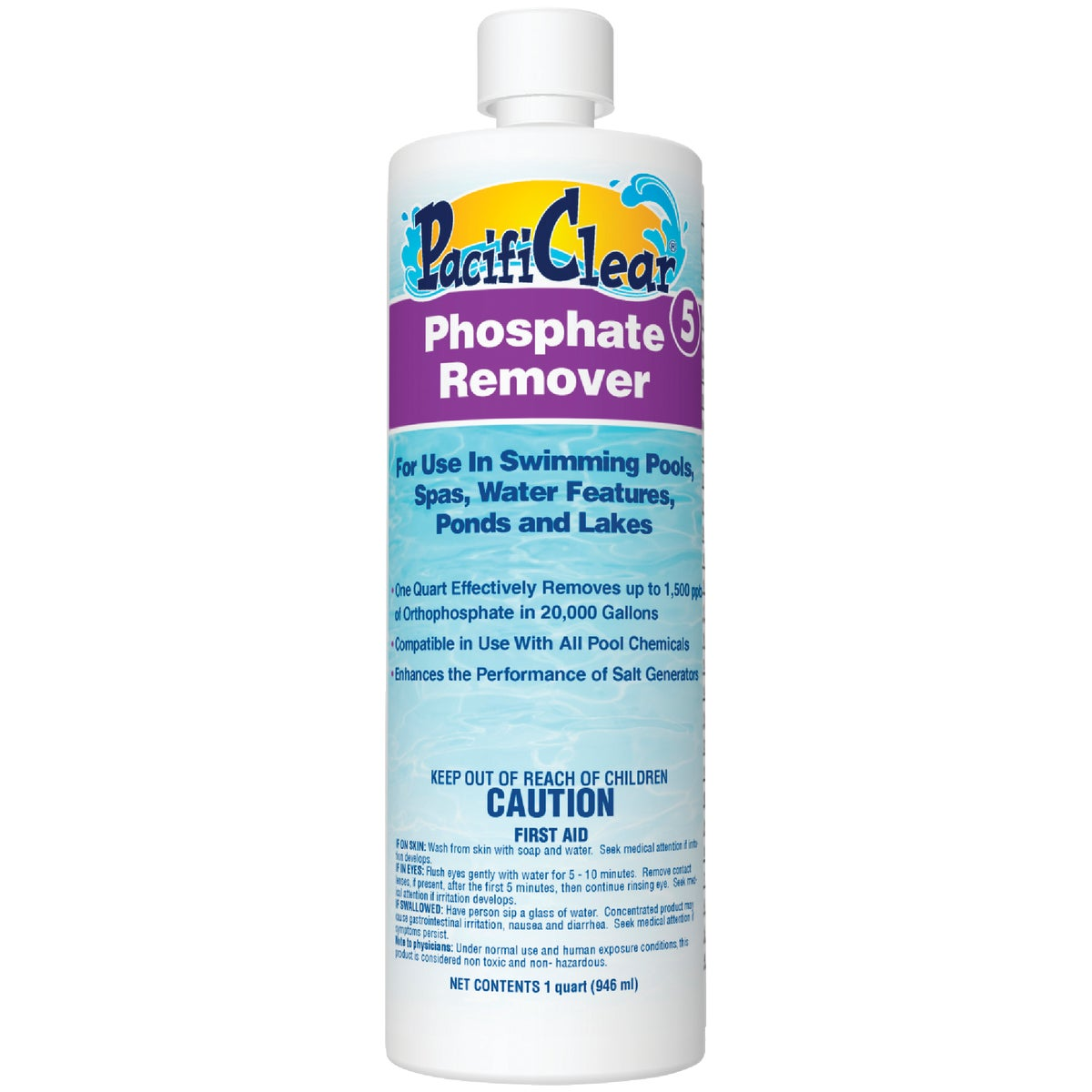QT PHOSPHATE REMOVER - F059001012PC by Water Techniques