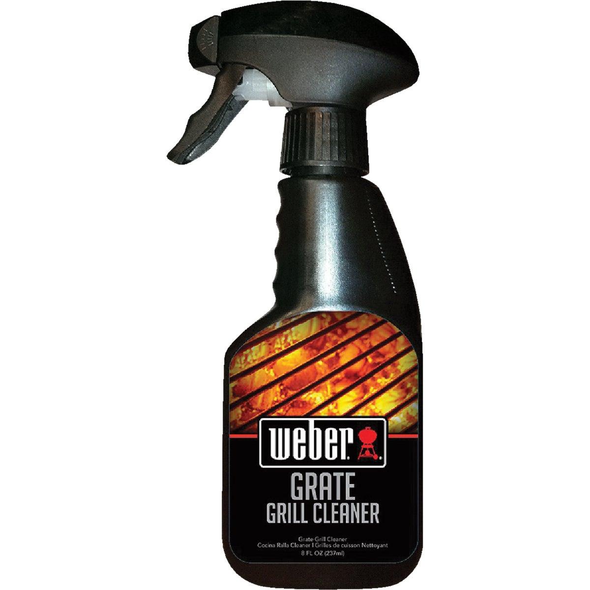 8OZ WEBER GRATE CLEANER