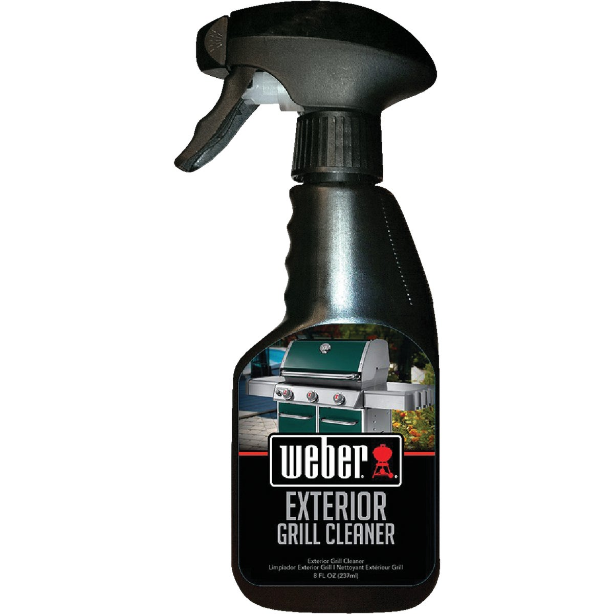 WEBER EXT GRILL CLEANER - W66 by Bryson Industries