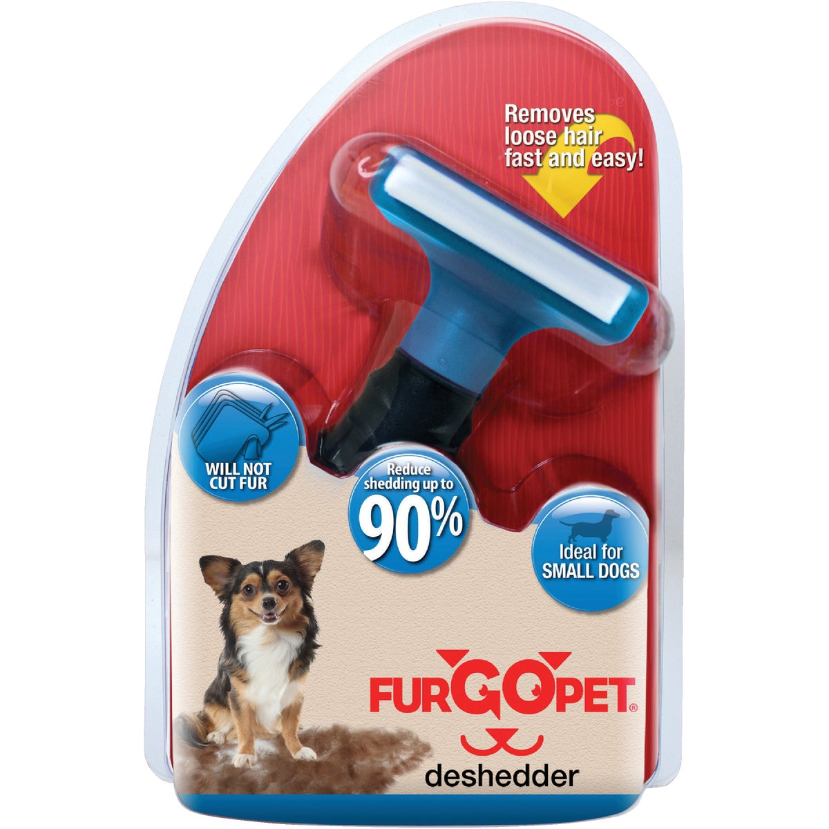 FURGO PET DOG DESHEDDER - FUR00208 by United Pet Group