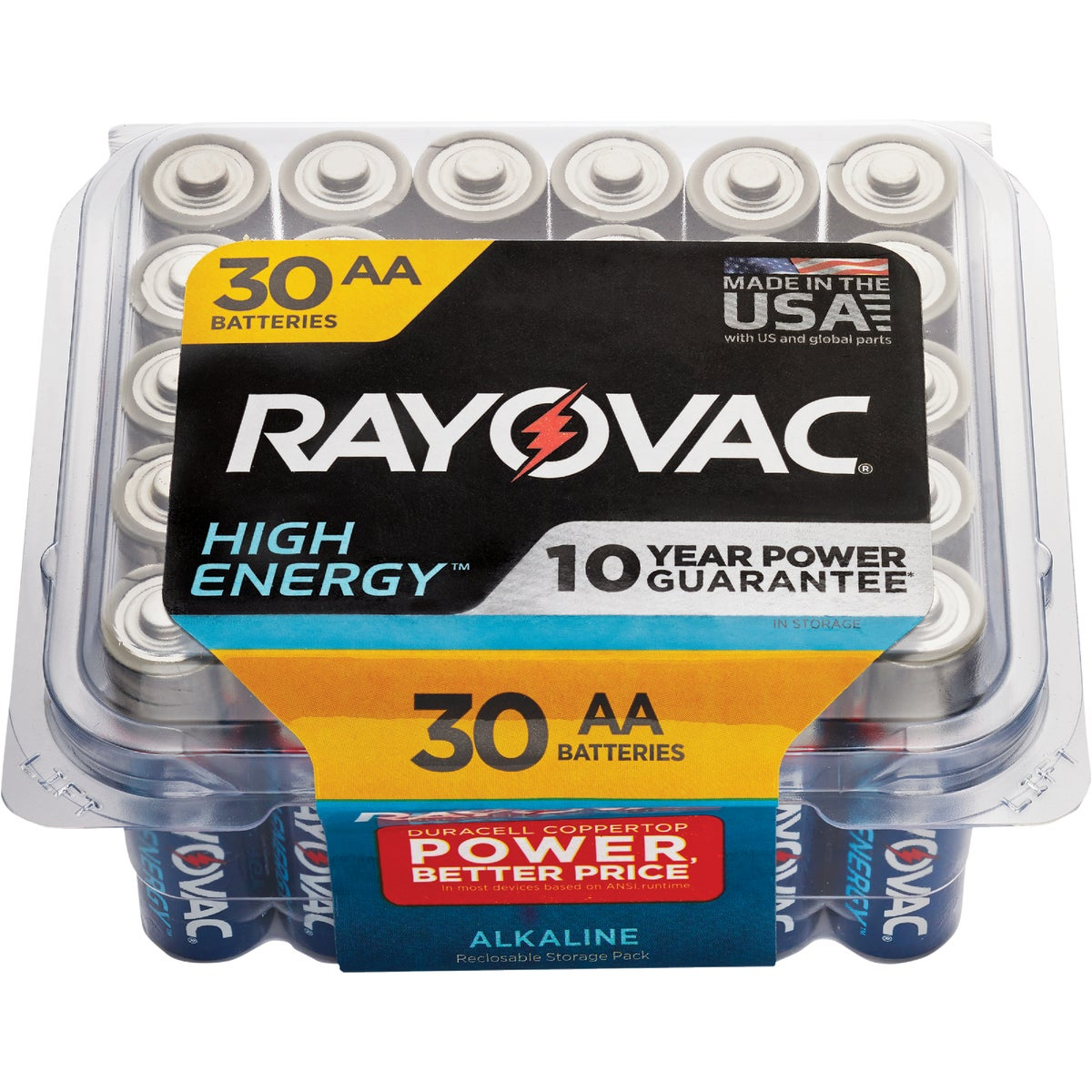 PROPACK AA 30 PK - 815-30F by Ray O Vac