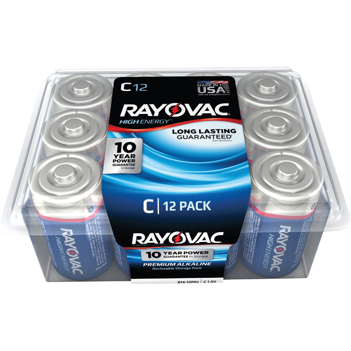 PROPACK C 12PK - 814-12PPF by Ray O Vac