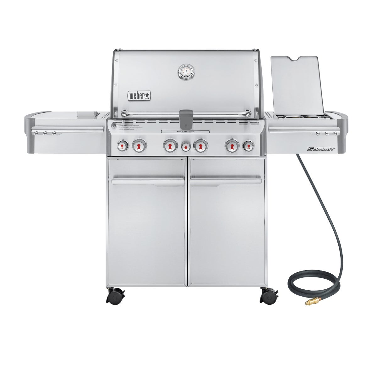 SUMMITS-470NAT GAS GRILL - 7270001 by Weber
