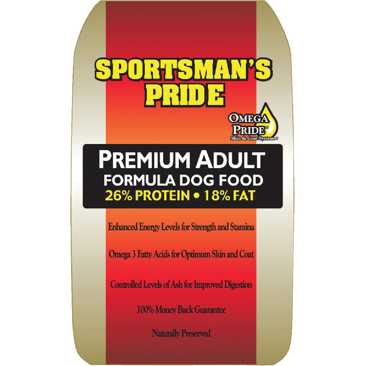 50LB ADULT PREM DOG FOOD - 10115 by Sunshine Mills