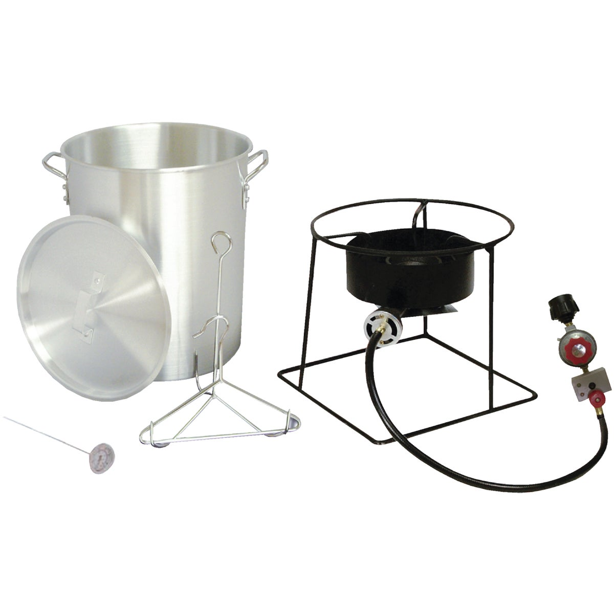 29 QT TURKEY FRYER - 1266 by Metal Fusion Inc