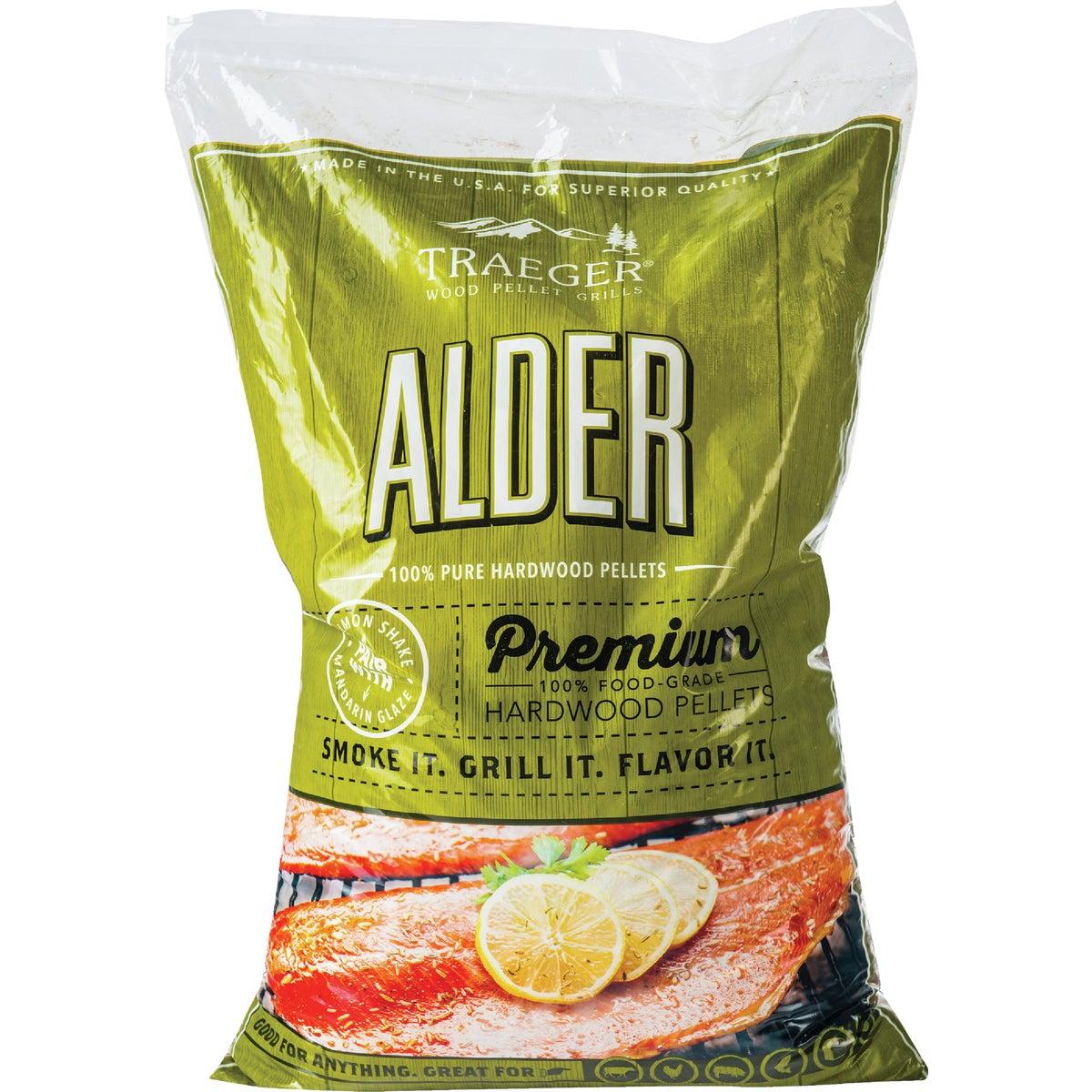 ALDER WOOD PELLETS - PEL307 by Traeger Industries