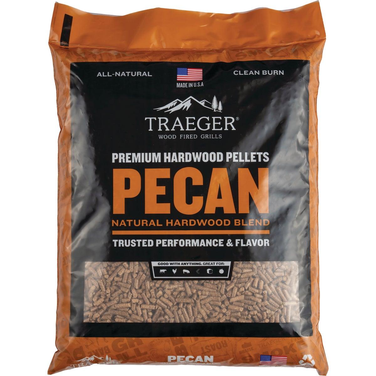 PECAN WOOD PELLETS - PEL314 by Traeger Industries