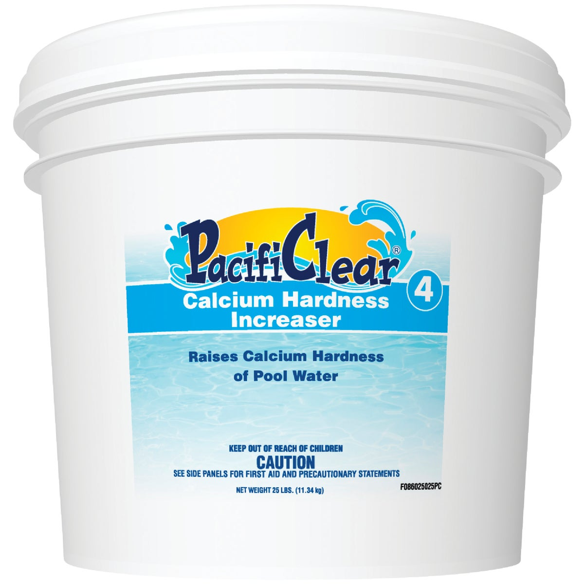 25LB CALCIUM INCREASER - F086025025PC by Water Techniques