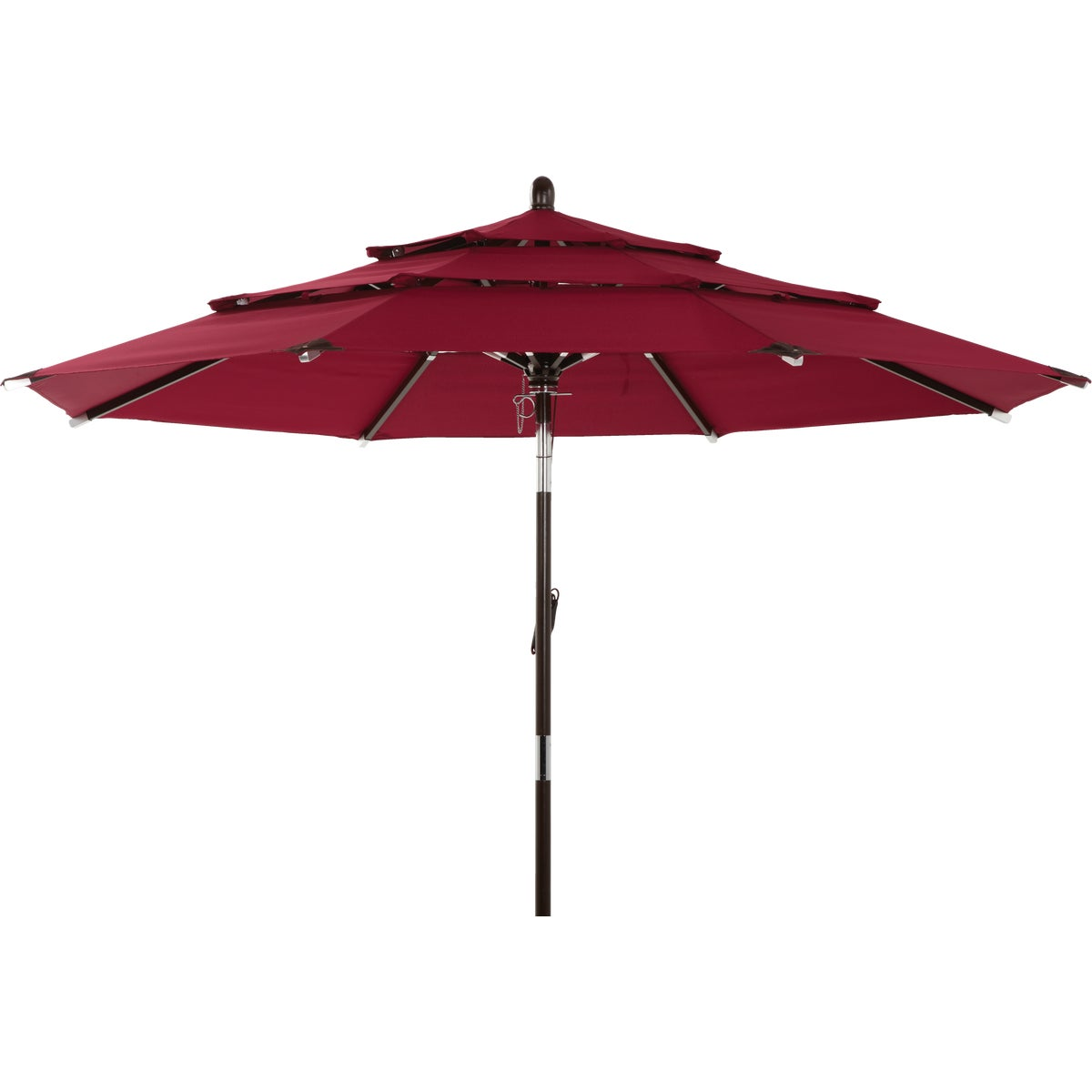 THREE-TIER UMBRELLA BRG - TJWU-007-270 BRG by Do it Best