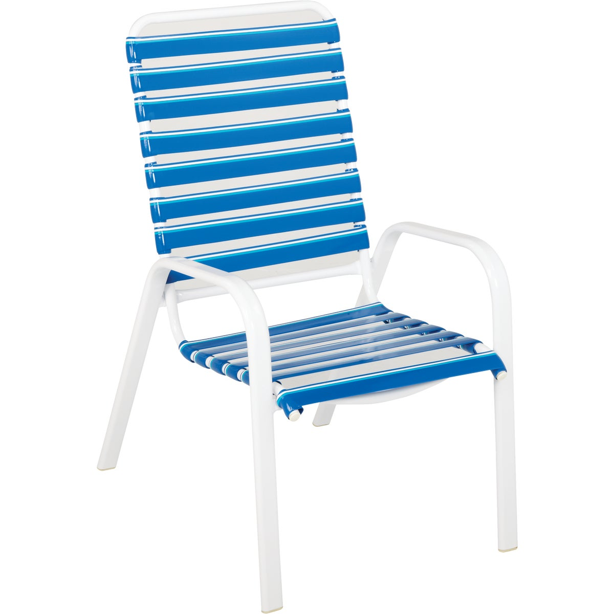 ALUM. PVC STRAP CHAIR - ZA141333-1 by Do it Best