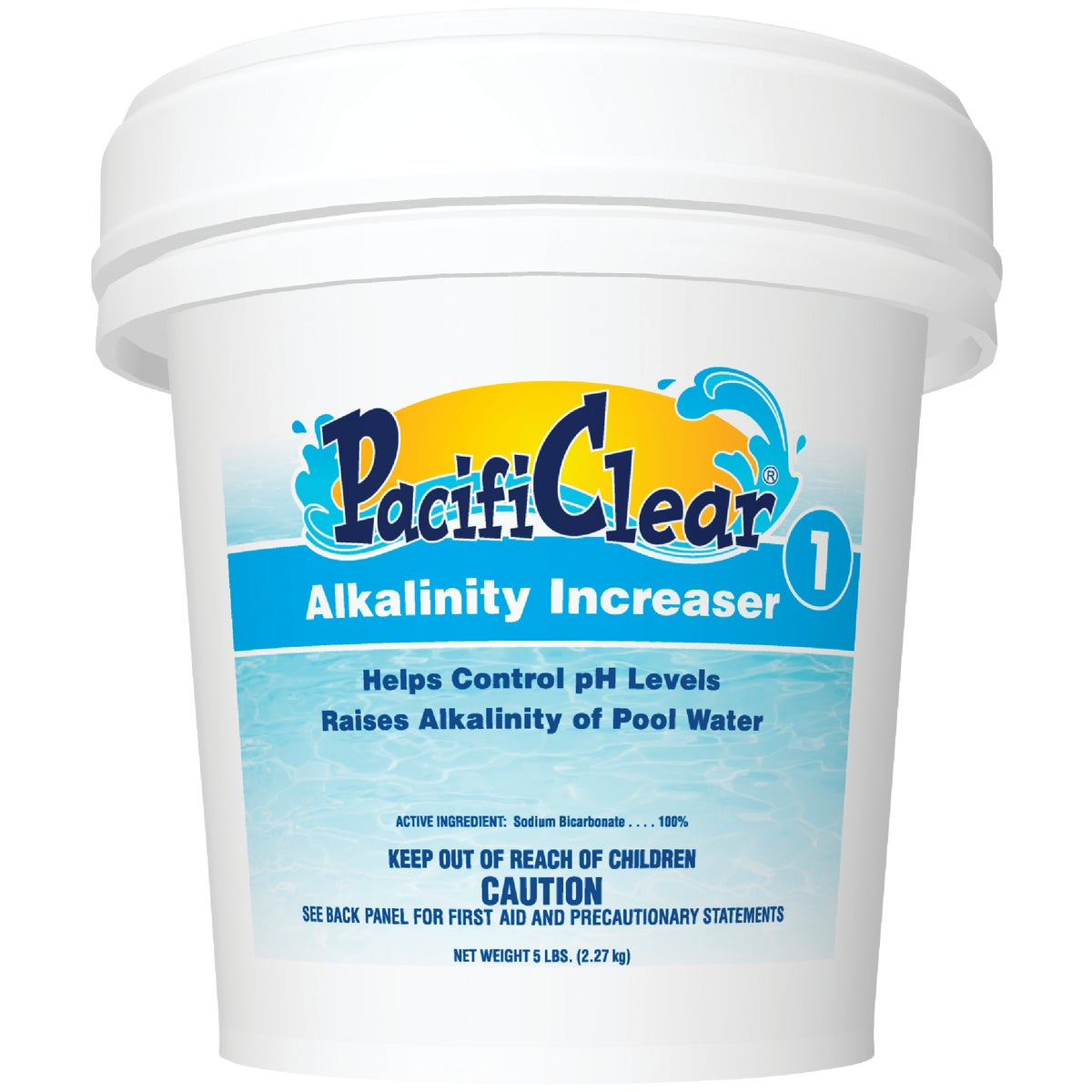 5# ALKALINITY INCREASER - F085005040PC by Water Techniques