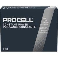12Pk D Procell Battery