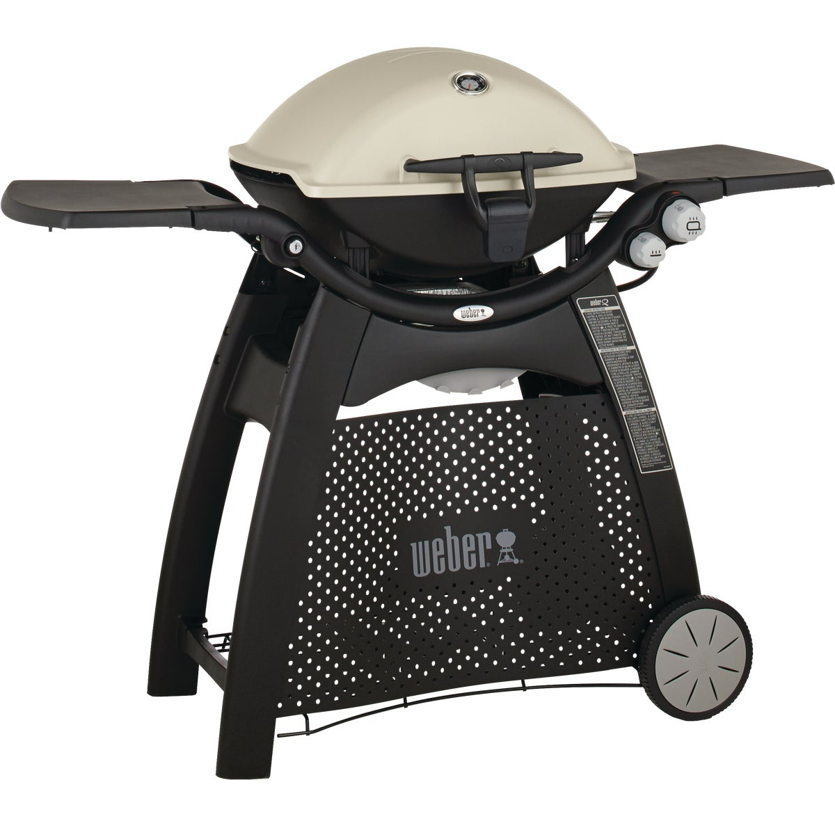 Q3200 LP GAS GRILL - 57060001 by Weber