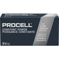 12Pk 9V Procell Battery