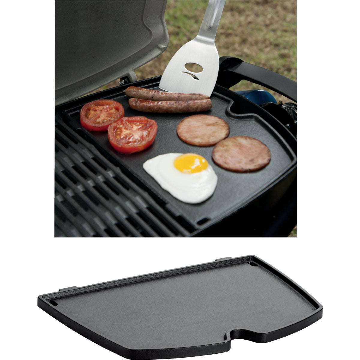 Q 1000 GRIDDLE - 6558 by Weber