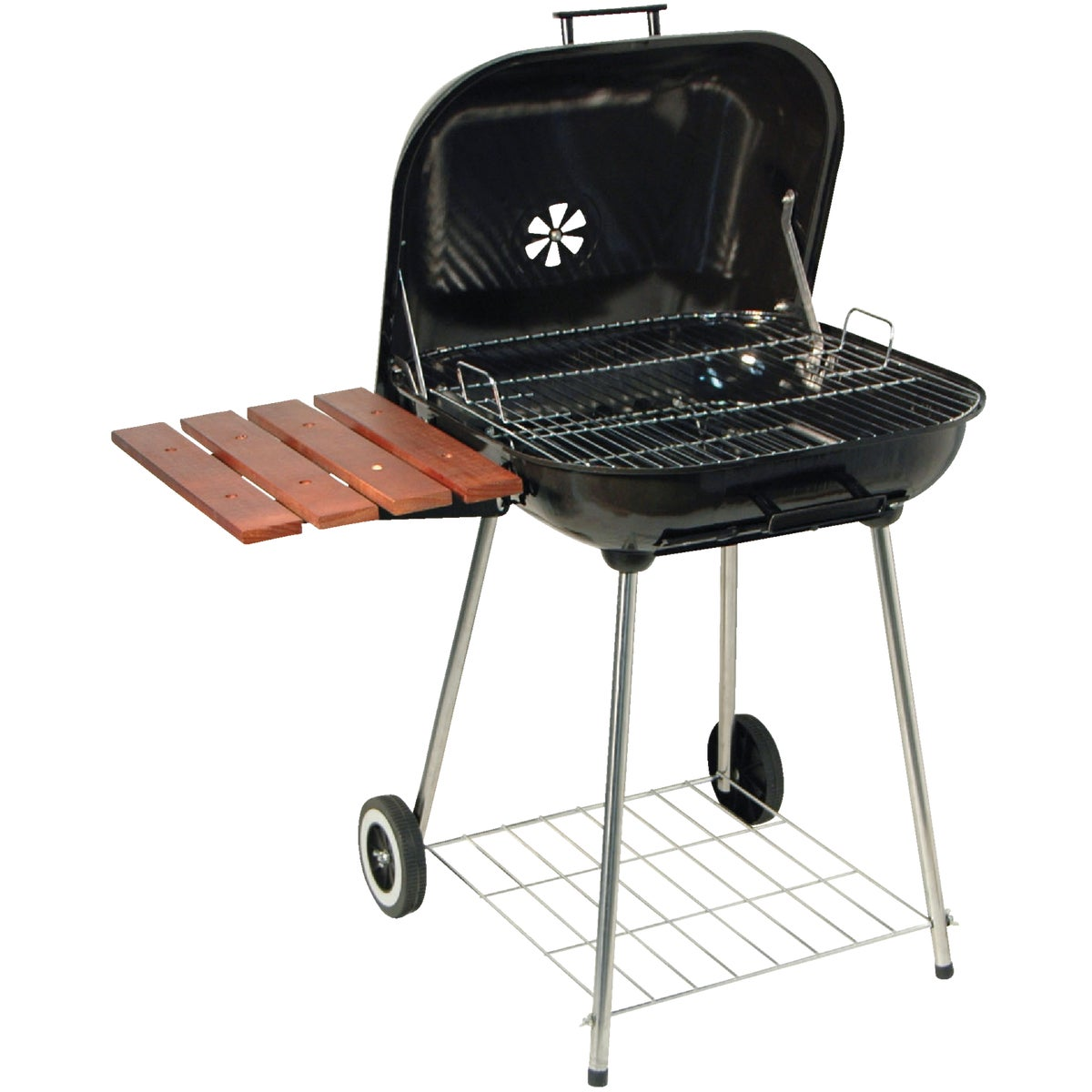CHARCOAL SMOKER GRILL - 18623DI by Kay Home Prods