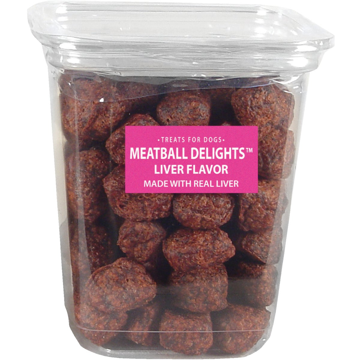 MEATBALL DELIGHTS LIVER - 16625 by Sunshine Mills