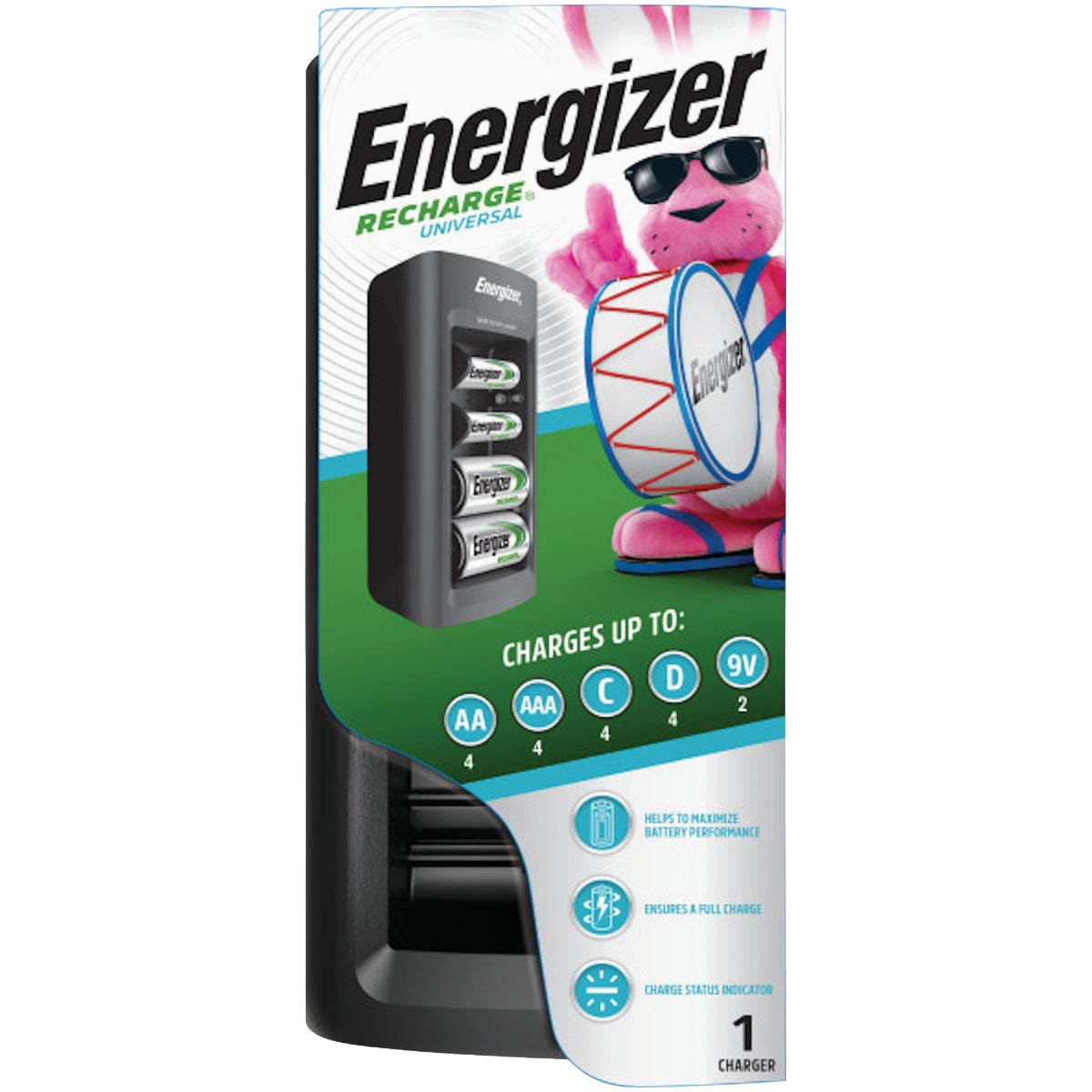 FAMILY BATTERY CHARGER - CHFC by Energizer