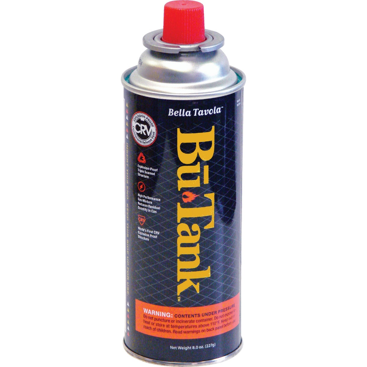 BUTANE FUEL CARTRIDGE