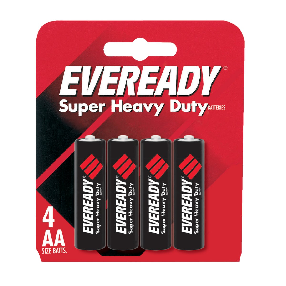 4CD AA H/DUTY BATTERY