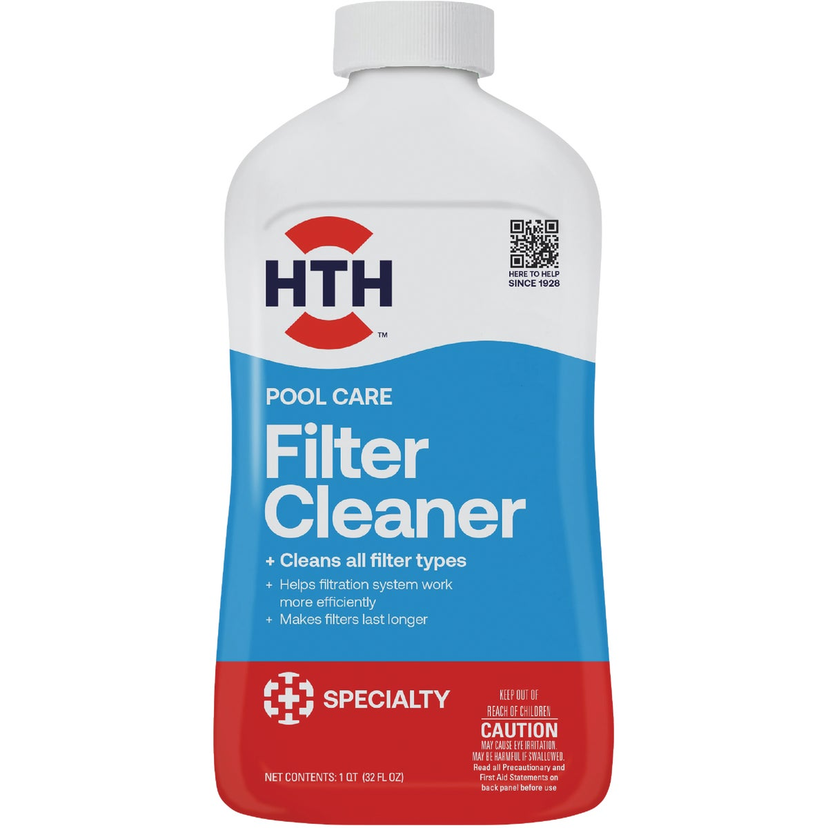 QT FILTER CLEANER - 66521 by Lonza