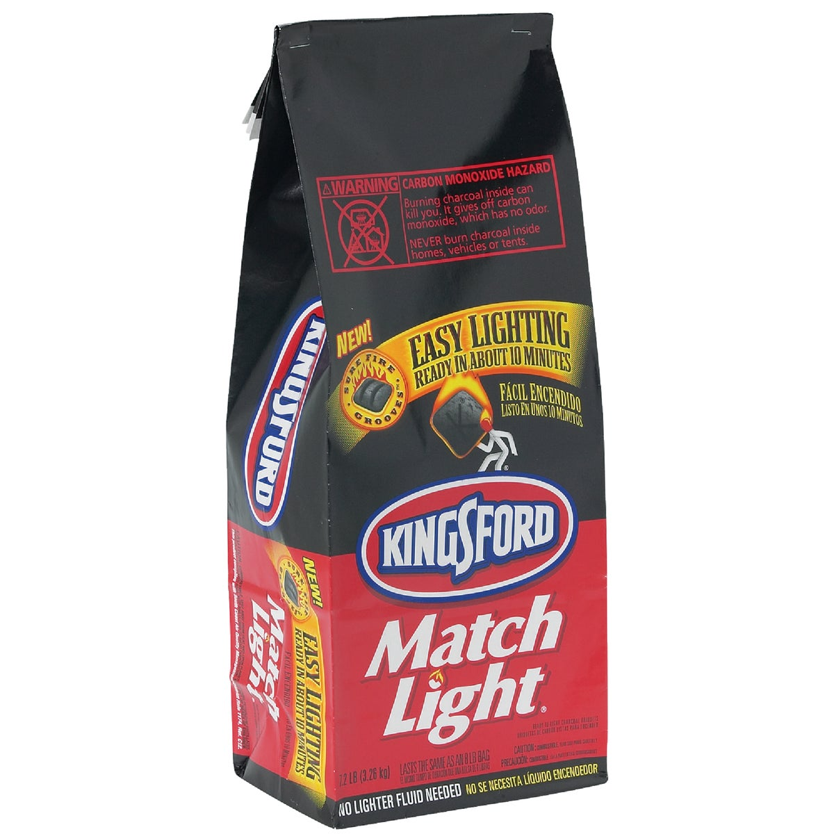 12.5LB MATCHLGHT BRIQUET - 30501 by Clorox/ Kingsford