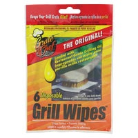 Grate Chef 6PK GRILL WIPES 101-1200