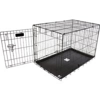 Petmate Doskocil 36X24X27 DOG CRTE KENNEL 21033