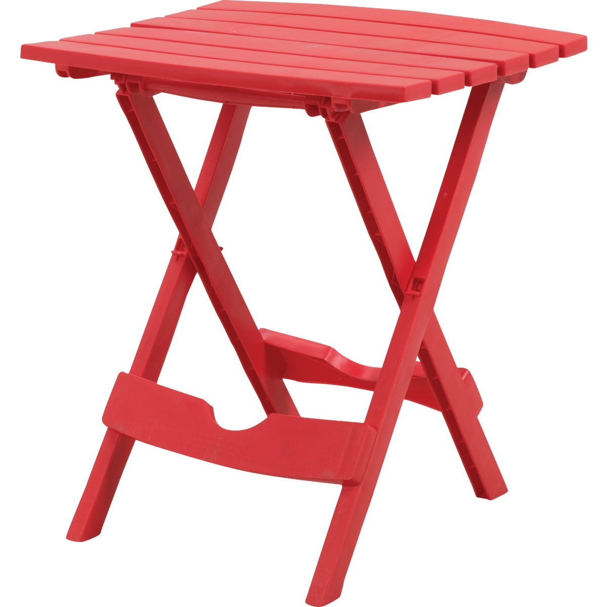 CHERRY QUIK FOLD TABLE - 8500-26-3731 by Adams Mfg Patio Furn