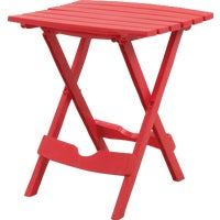 Adams Mfg./Patio Furn. CHERRY QUICK FOLD TABLE 8500-26-3731