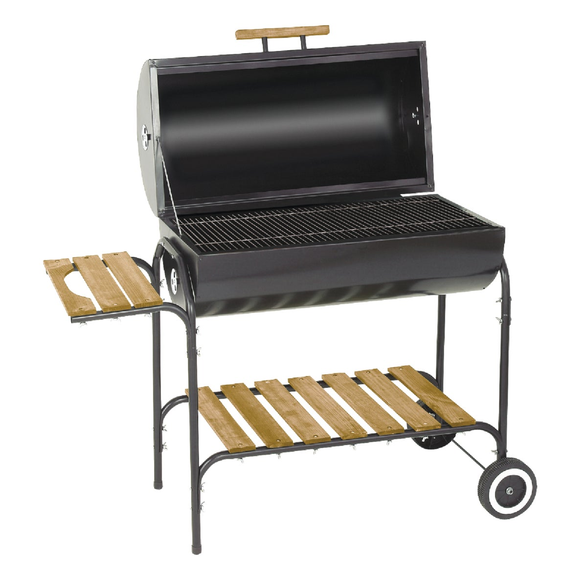 BARREL CHARCOAL GRILL - 20530DI by Kay Home Prods