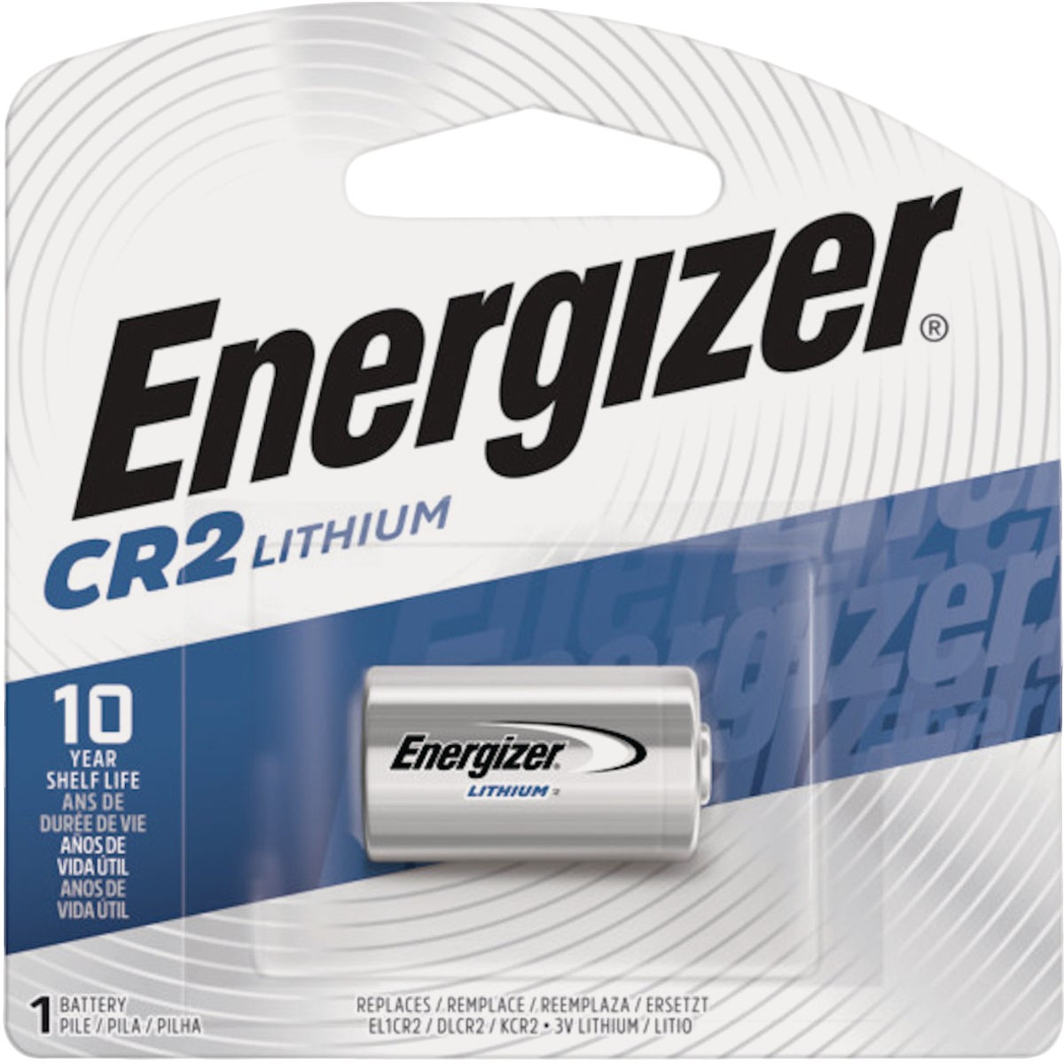 3V PHOTO BATTERY - EL1CR2BP by Energizer