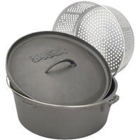 Barbour International 8.5QT CST IRN DUTCH OVEN 7460