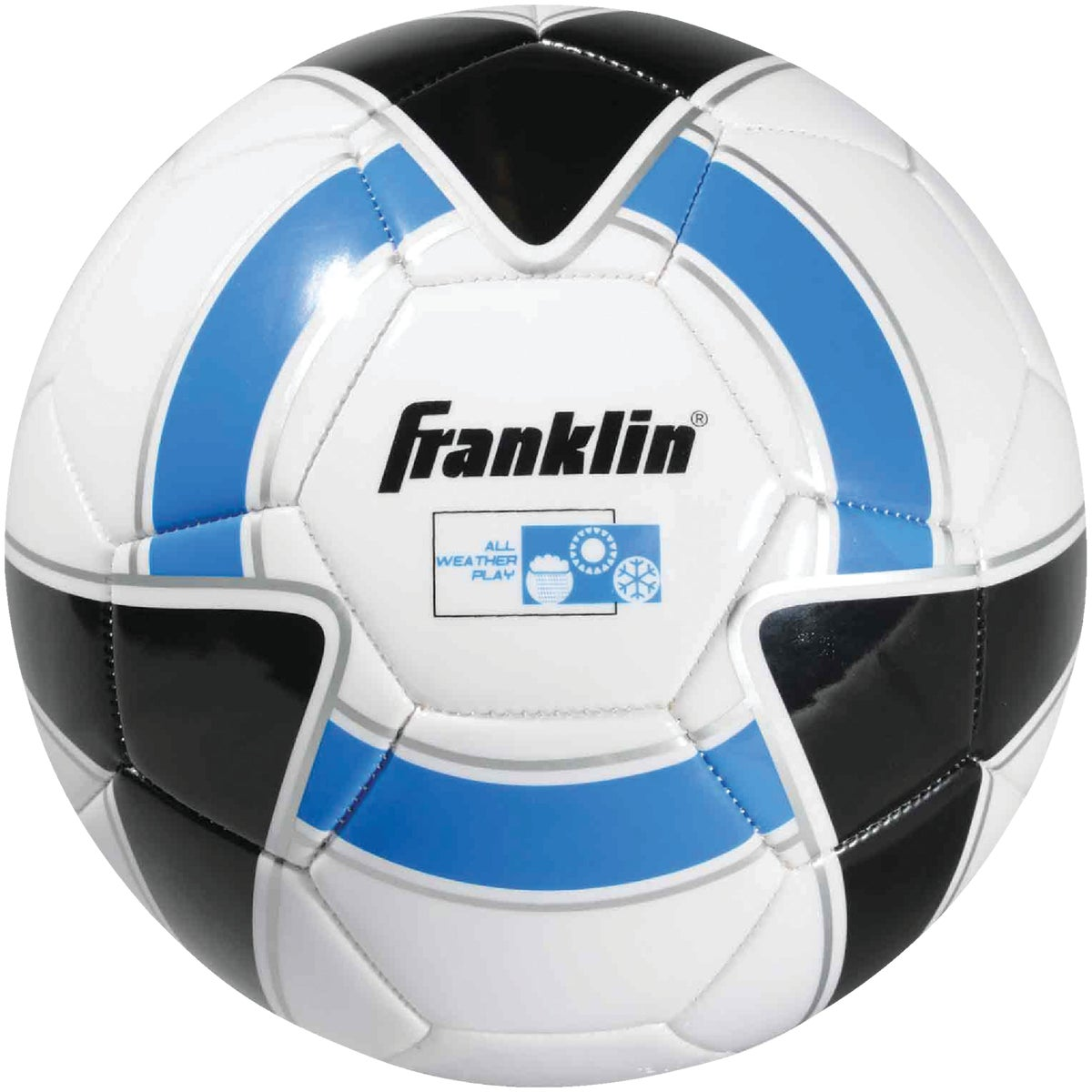 SIZE 5 SOCCER BALL - 6370 by Franklin Sports