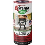 Sterno Canned Cooking Fuel Heat