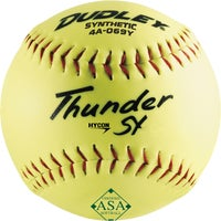 Spalding Sports SYNTHETIC SOFTBALL 4A-921NP