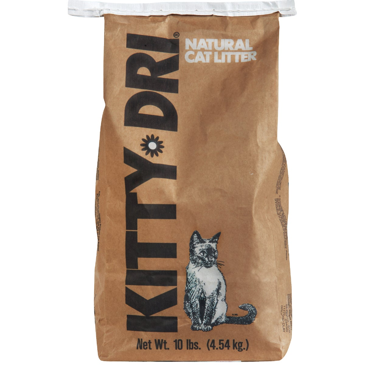 10LB KITTY DRI LITTER - C34023-L78 by Oil Dri Corp