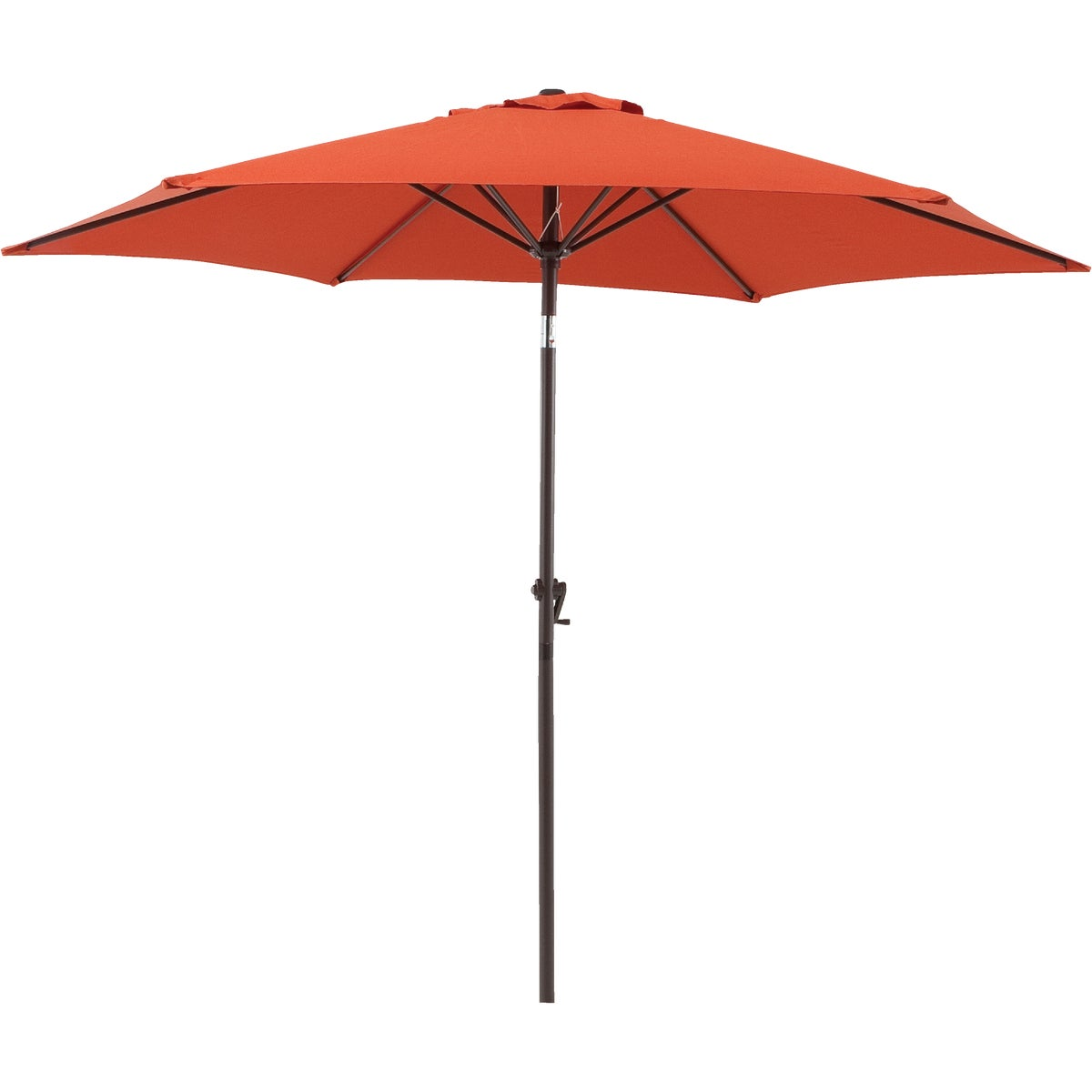 7.5' ORANGE UMBRELLA - TJAU-004A-230-ORG by Do it Best