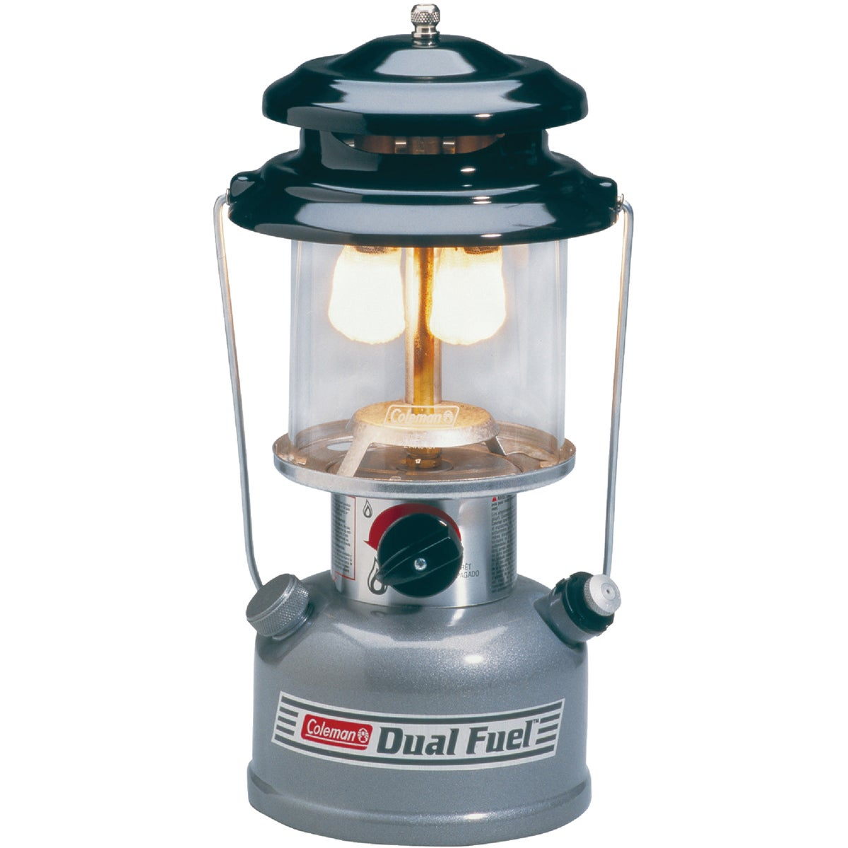 2MANTL DUAL FUEL LANTERN - 3000000923 by Coleman