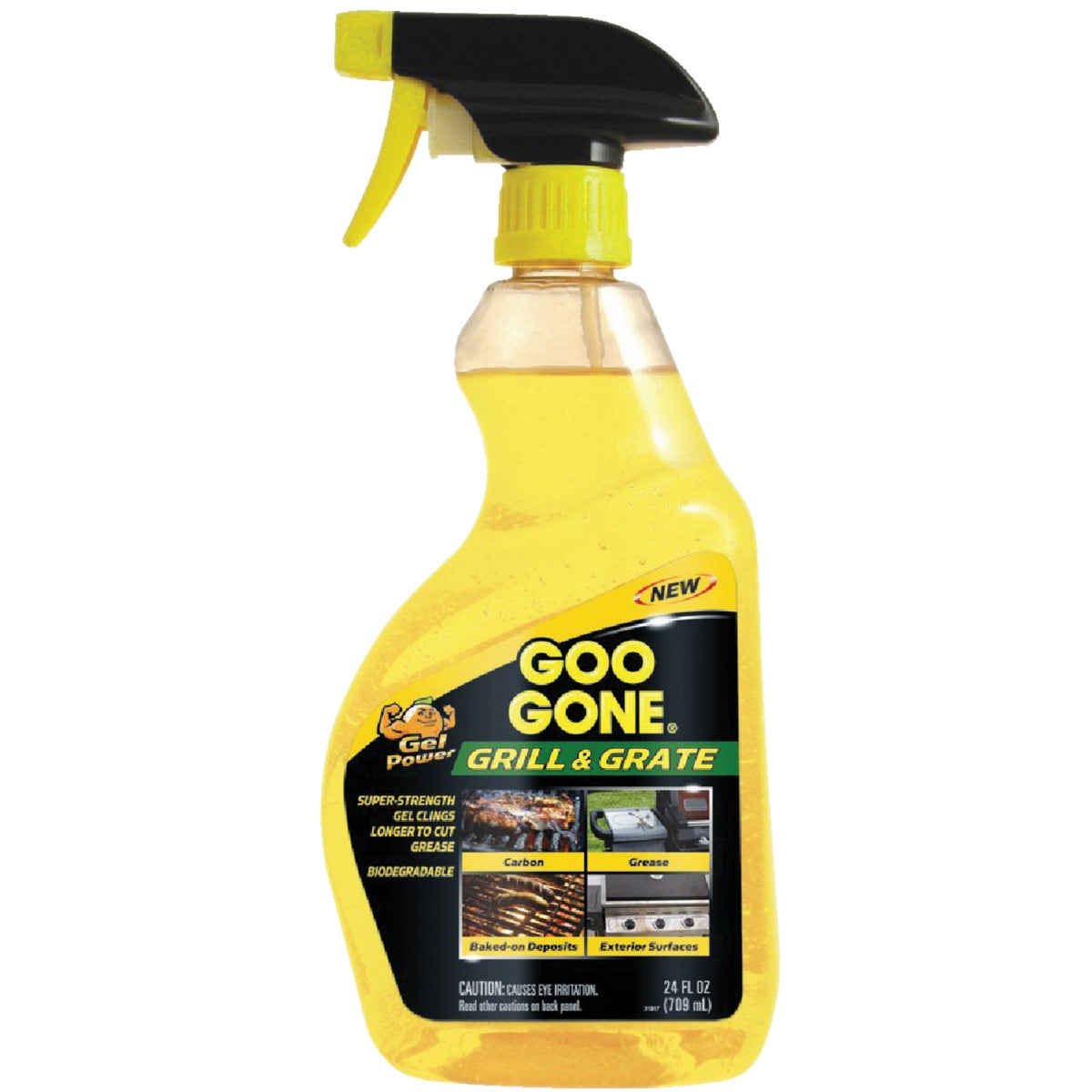 24OZ GRILL GRATE CLEANER