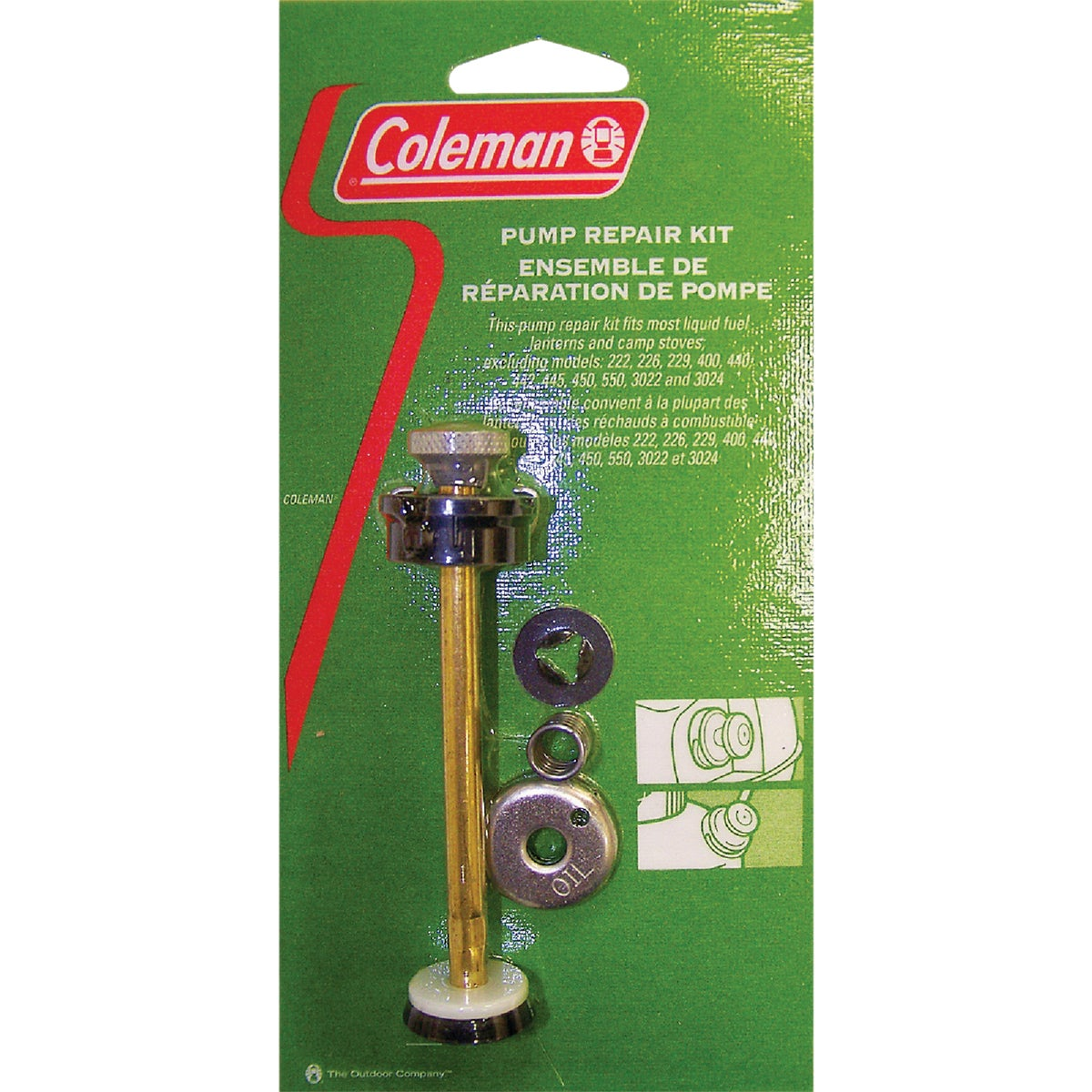 LANTERN PUMP KIT - 3000000455 by Coleman