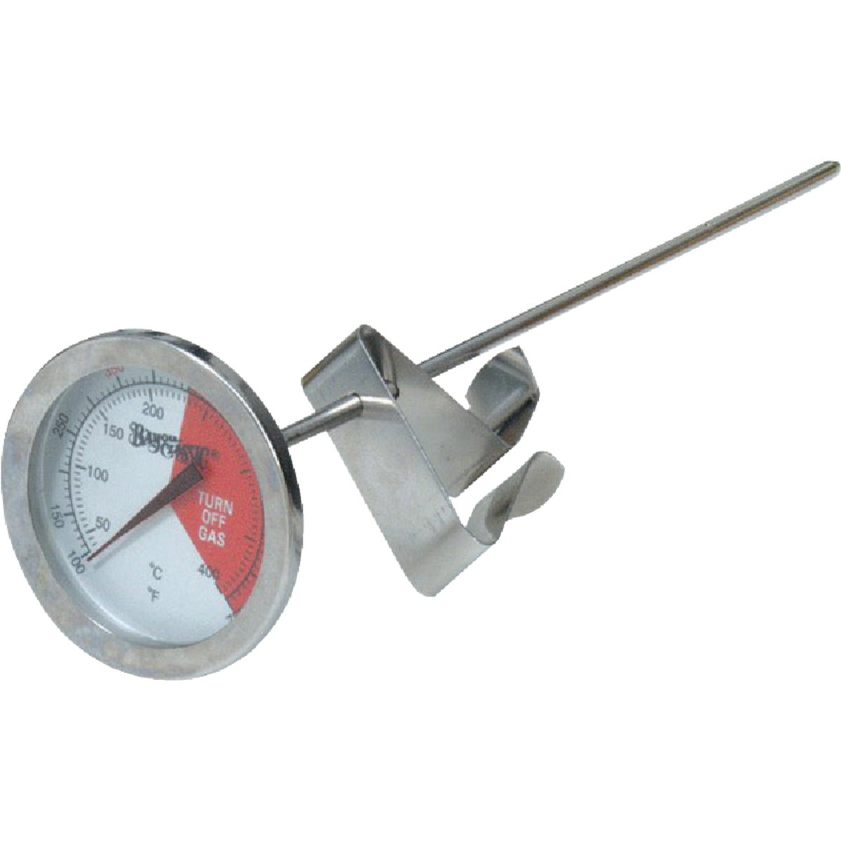 "5"" STAINLESS THERMOMETER"