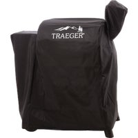 Traeger Industries, Inc. FORMFIT BBQ COVER BAC260