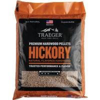 Traeger Industries, Inc. 20LB HICKORY PELLETS PEL304