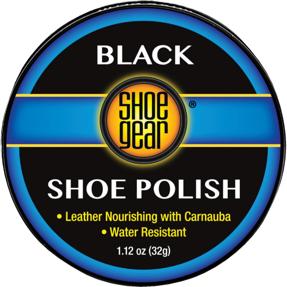 BLACK SHOE POLISH - 10111 by Sc Johnson