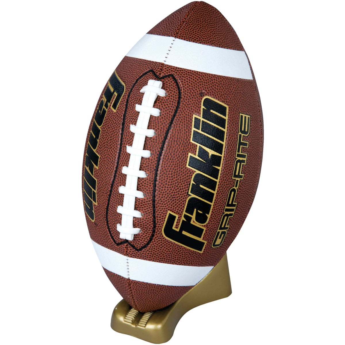 OFFICIAL FOOTBALL W/PUMP - 11325 by Franklin Sports