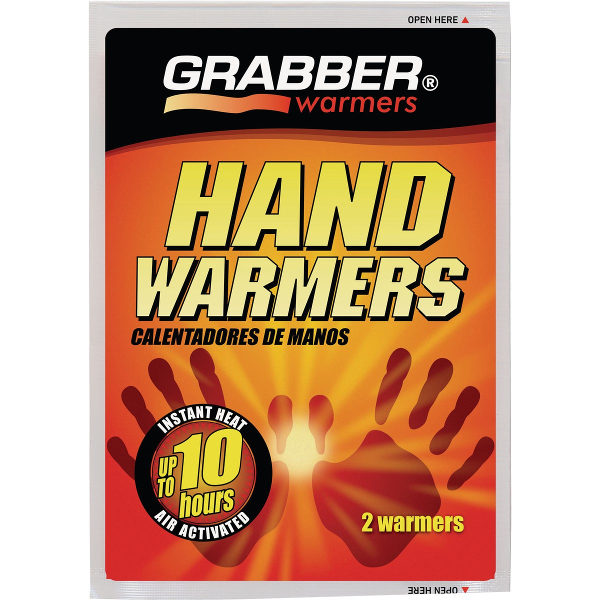 7+ HOUR HAND WARMER - HWES by Grabber Performance