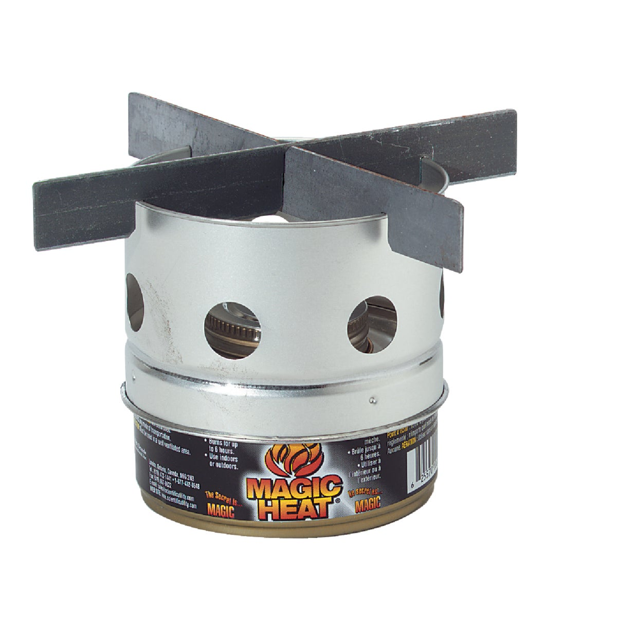STOVE KIT & FUEL - MH002 by Scientific Utility