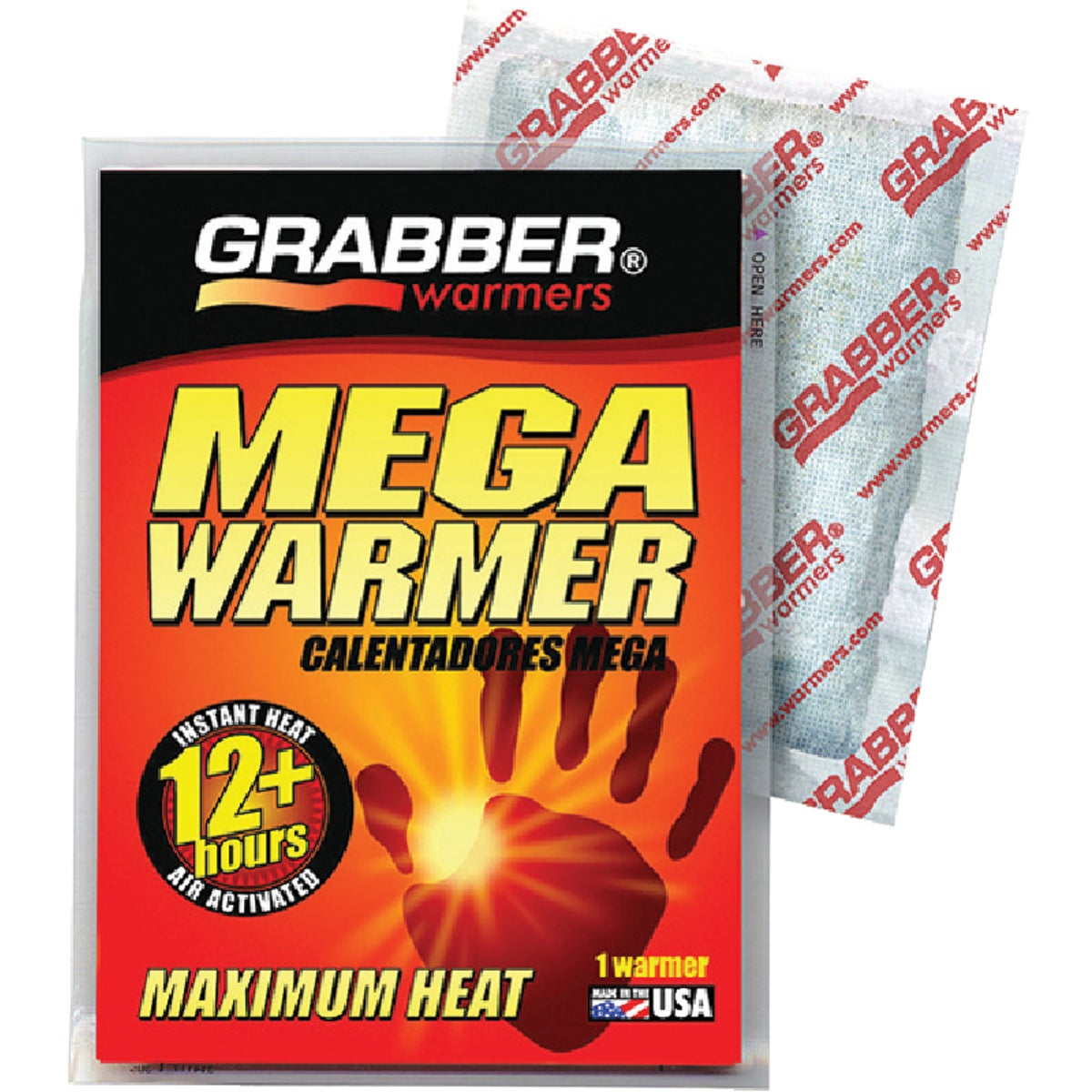 12+ HOUR WARM PACK - MWES by Grabber Performance