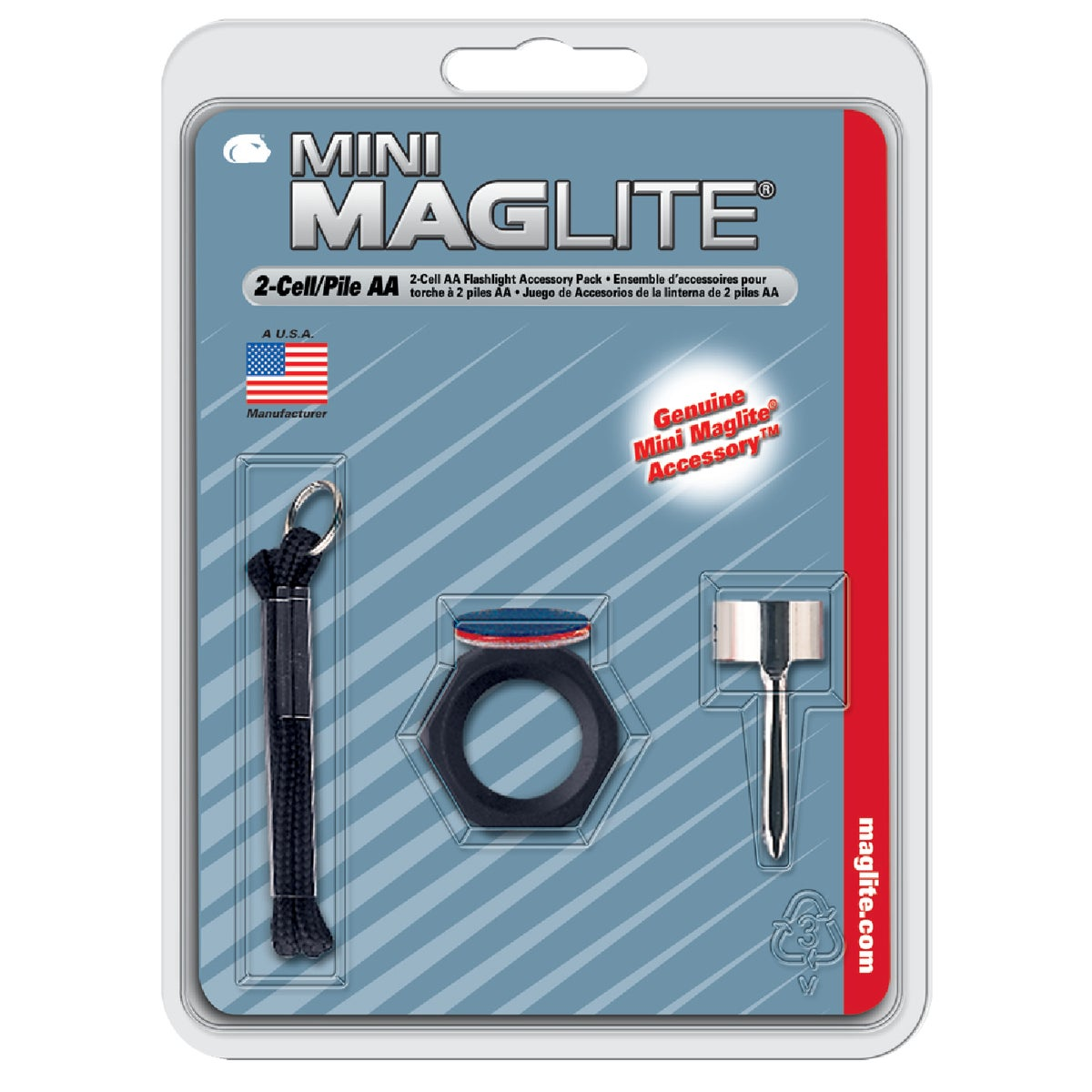 MINI MAG ACCESSORY KIT - AM2A016 by Mag Instrmnt